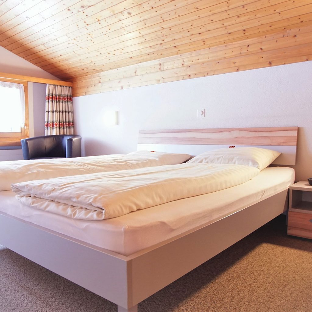 Budget Doppel-Zimmer